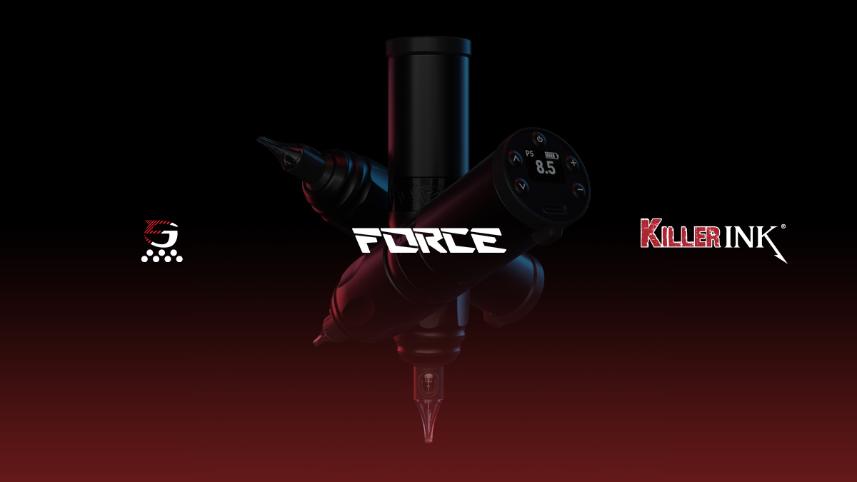 Update on Killer Ink's Force pre-orders going to/from the UK, non-EU countries and more.